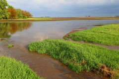 Внезапный flooding Стоковое фото RF