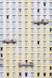 Внешнее сооружение стены Стоковая Фотография