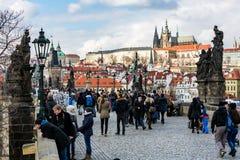 Внешние взгляды зданий в Праге стоковая фотография