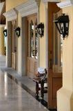 внешние витрины магазина san курорта lucas Мексики cabo Стоковое Фото
