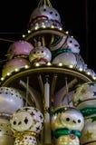 Внешние украшения рождества Стоковые Фотографии RF