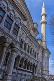 Внешний взгляд мечети Nuruosmaniye Стоковое Фото