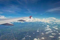 Внешний взгляд на аэроплане Стоковые Фотографии RF