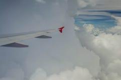Внешний взгляд на аэроплане Стоковое Изображение RF