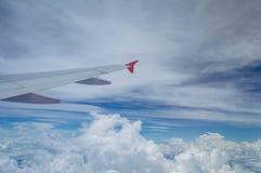 Внешний взгляд на аэроплане Стоковая Фотография RF