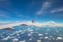 Внешний взгляд на аэроплане Стоковая Фотография