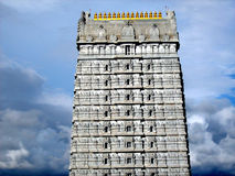 внешний висок murudeshwara Стоковое Фото