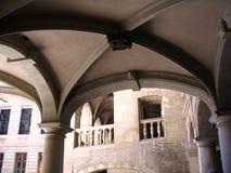 Внешний заболетый потолок Женева стоковое изображение rf