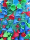 Внешний дисплей рождества Стоковая Фотография RF