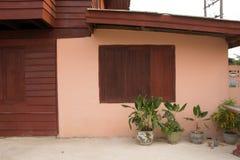 Внешний дом Стоковое Изображение RF
