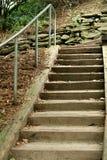внешний stairway Стоковая Фотография RF