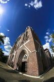 Внешняя архитектура собора St Marys в Янгоне Мьянме Азии Стоковые Фотографии RF