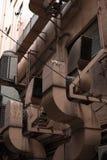 Внешняя вентиляция Стоковая Фотография