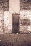Внешняя дверь здания Стоковое Изображение RF