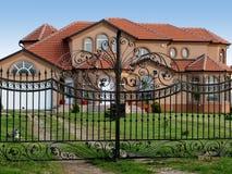 внешняя дом Стоковые Изображения