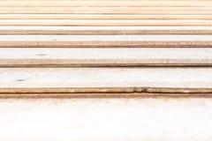 Внешняя деревянная стена Стоковые Фотографии RF