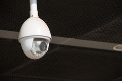 Внешняя камера слежения купола Стоковое Фото