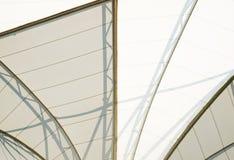 Внешняя крыша здания Стоковое Изображение RF