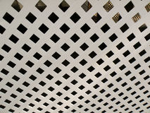 Внешняя решетка палубы Стоковое фото RF