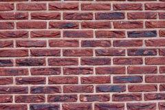 Внешняя стена от кирпича Стоковая Фотография