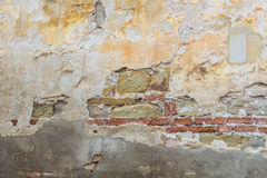 Внешняя стена Стоковые Фото