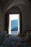Вне дверь Стоковая Фотография RF