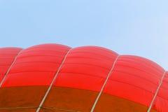 Вне горячего воздушного шара Стоковое фото RF