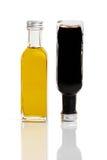вниз внешняя сторона масла vingear Стоковое Изображение