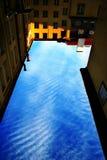 вниз преднамеренная внешняя сторона Стоковая Фотография RF