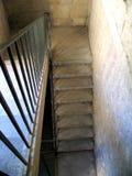 вниз путь Стоковое Изображение RF