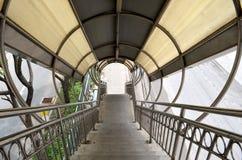 Вниз с лестниц Стоковые Фото
