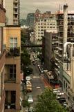 Вниз с дороги Стоковая Фотография RF