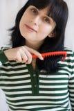 Внимательность волос Стоковое Изображение RF