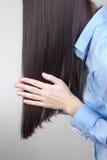 Внимательность волос Стоковая Фотография