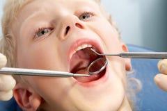 внимательность зубоврачебная Стоковые Фотографии RF