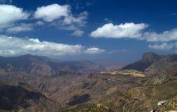 Внутреннее центральное Gran Canaria Стоковые Фотографии RF