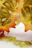 внутреннее kiwiano стоковые фотографии rf