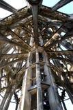 внутреннее ulm башни монастырской церкви s Стоковая Фотография RF