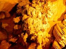 Внутренние пещеры Стоковые Фотографии RF