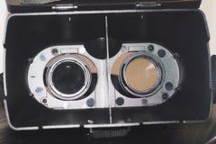 Внутренние стекла VR Стоковая Фотография RF