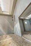 Внутренние стены здания под конструкцией Стоковые Фото