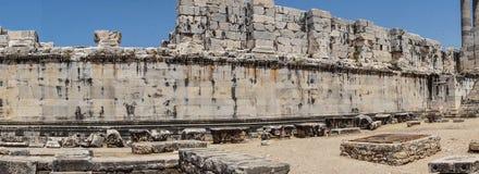 Внутренние стены ashlar стоковое фото rf