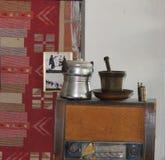 Внутренние турецкие деревня, антиквариаты и редкое стоковые изображения rf