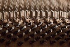 Внутренний рояль Стоковые Изображения