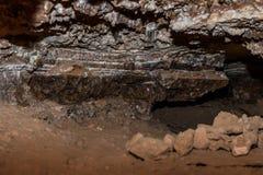 Внутренние ярмарочные площади пещера, национальный парк пещеры ветра стоковая фотография rf