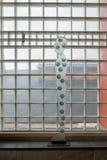 Внутренний взгляд красивого музея Огдена Стоковое Фото