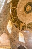Внутренний взгляд ротонды в Thessaloniki, Греции стоковое фото rf