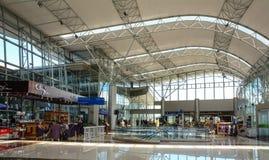 Внутренний взгляд авиапорта в Dalat, Вьетнаме Стоковое Изображение RF