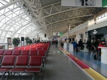 Внутренний взгляд авиапорта Чанчуни Longjia Стоковое фото RF