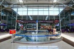 Внутренний взгляд авиапорта Khang залога в Dalat, Вьетнаме Стоковые Изображения